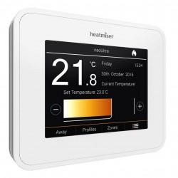 Heatmiser neoUltra - Colour Display Thermostat - White