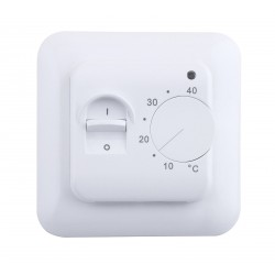 Standard Electric UFH Thermostat with Central Dial 16a