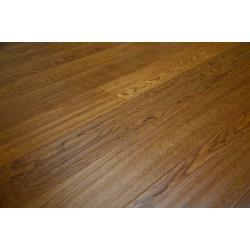Golden Oak Lacquered Engineered Wood Flooring