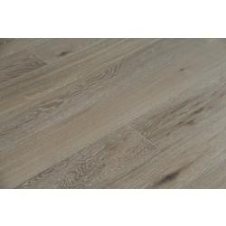 Smoked,Brushed,White Oiled Engineered Wood Flooring