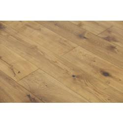 Smoked,Hand Scraped, Natural Oiled Engineered Wood Flooring