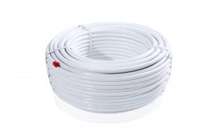 16mm x 2mm PERT-AL-PERT Underfloor Heating 5 Layers Pipe