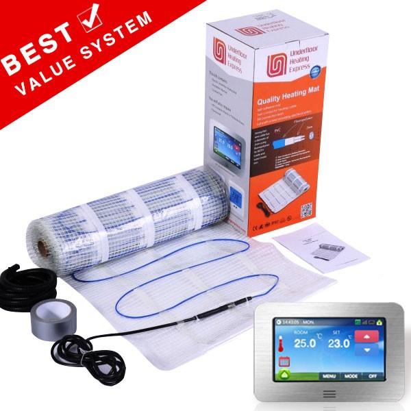 Underfloor Heating Mat Kit