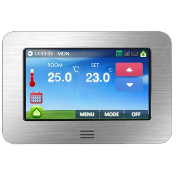 4.3 inch Full Colour Thermostat