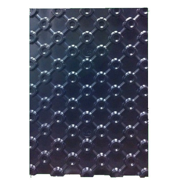 Castellated Floor Panel