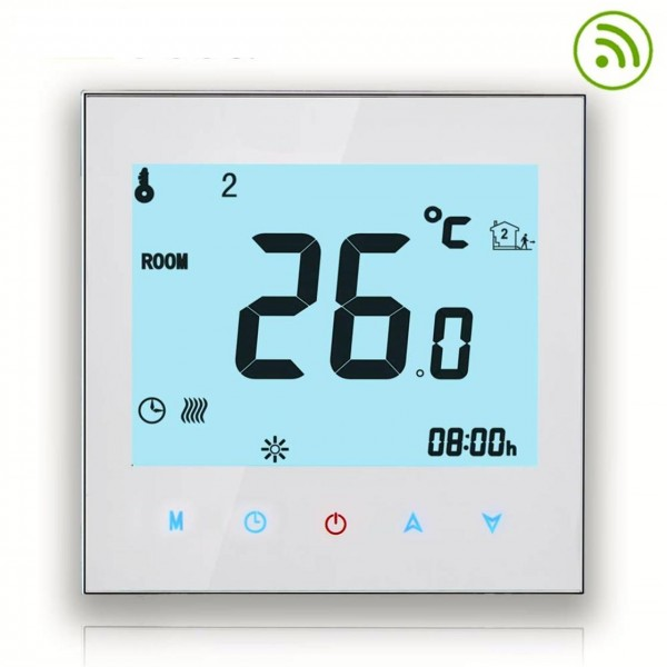 LCD Wifi Thermostat